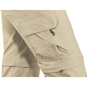 "Columbia Silver Ridge II Pantalones convertibles 32"" Hombre, tusk"